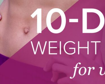 10-day weight loss for women