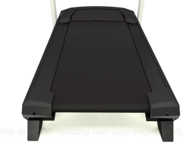Adjusting a treadmill belt tension when slipping