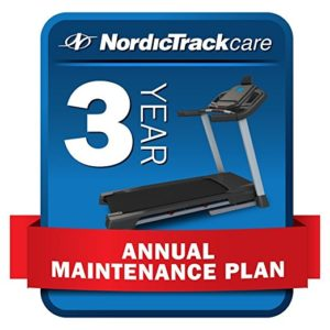 3-year NordicTrack extended warranty and service plan