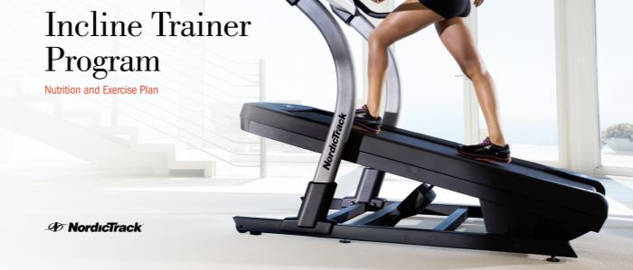 incline trainer exercise plan